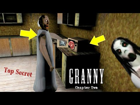 Things You Don't Know In Granny Chapter 2|| Granny Chapter 2 Secrets