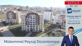 Ankara'da hem lüks, hem ekonomik Satılık Daire - GreenPark Sitesinde