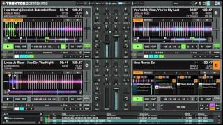 Linda Jo Rizzo-Italo-disco-Mix 80s