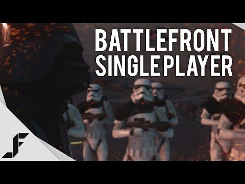 Star Wars Battlefront Singleplayer Walkthrough