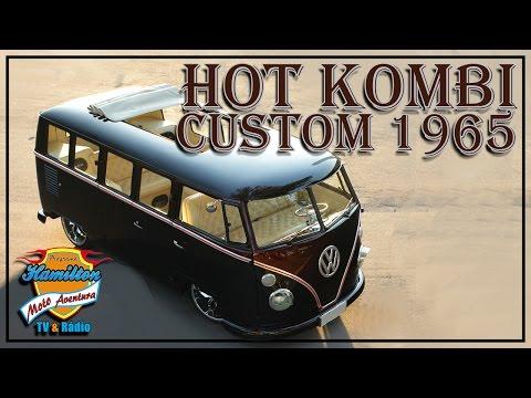 Hot Kombi Custom 1965