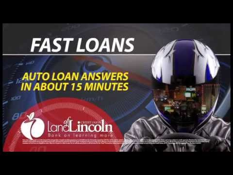 LLCU Now That's Fast Auto Loan Promotion!