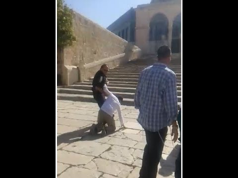 Rabbi Jeremy Gimpel Arrested on Temple Mount