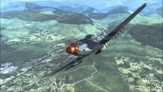 DCS P-51D Air to Ground Combat Tutorial