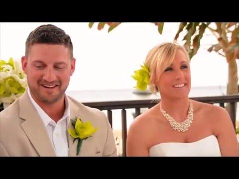 KATHRYN & NATHAN Wedding Montego Bay Jamaica 2-6-16