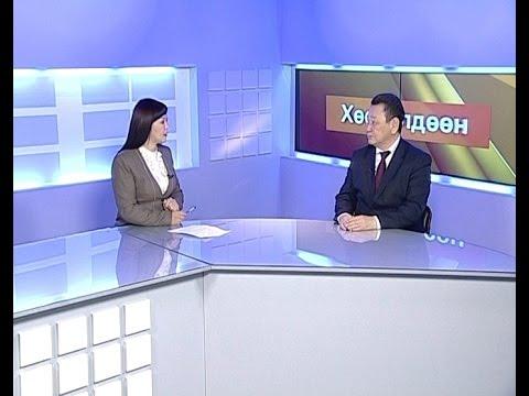 Вести Интервью (на бурятском языке). Антон Зарбуев. Эфир от 22.03.2017
