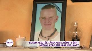 El sem kezdték tárgyalni a német férfit meggyilkoló szír migráns ügyét