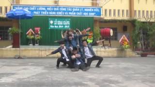 Nhảy hiện đại - Nhóm Beatronic - Khai giảng 2014-2015 - THPT Hiệp Bình