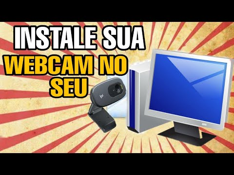 Como Baixar E Instalar Driver Da  Webcam Logitech C270 Em 2020!