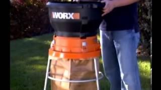 WORX Leaf Mulcher WG430