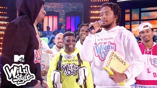 Conceited Makes Pivot Gang & New School Squad Eat Their Words 😂🙌 ft. Naughty By Nature | Wild 'N Out