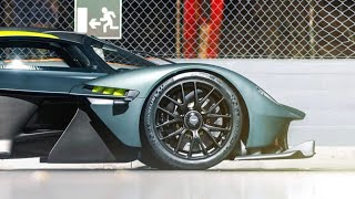 Aston Martin Valkyrie 'First Drive' In RedBull's Simulator - A Step Change In Performance!