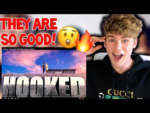 Hooked - Why Don't We [Official Music Video] REACTION **MUST WATCH**
