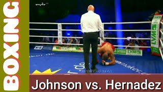 KO Video 1: Kevin Johnson spoils Yoan P. Hernandez comeback!