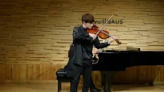 F.A.Hoffmeister Viola Concerto in D major, 1. Allegro with cadenza