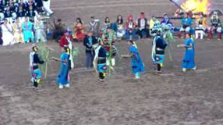 Traditional Navajo Harvest Dance