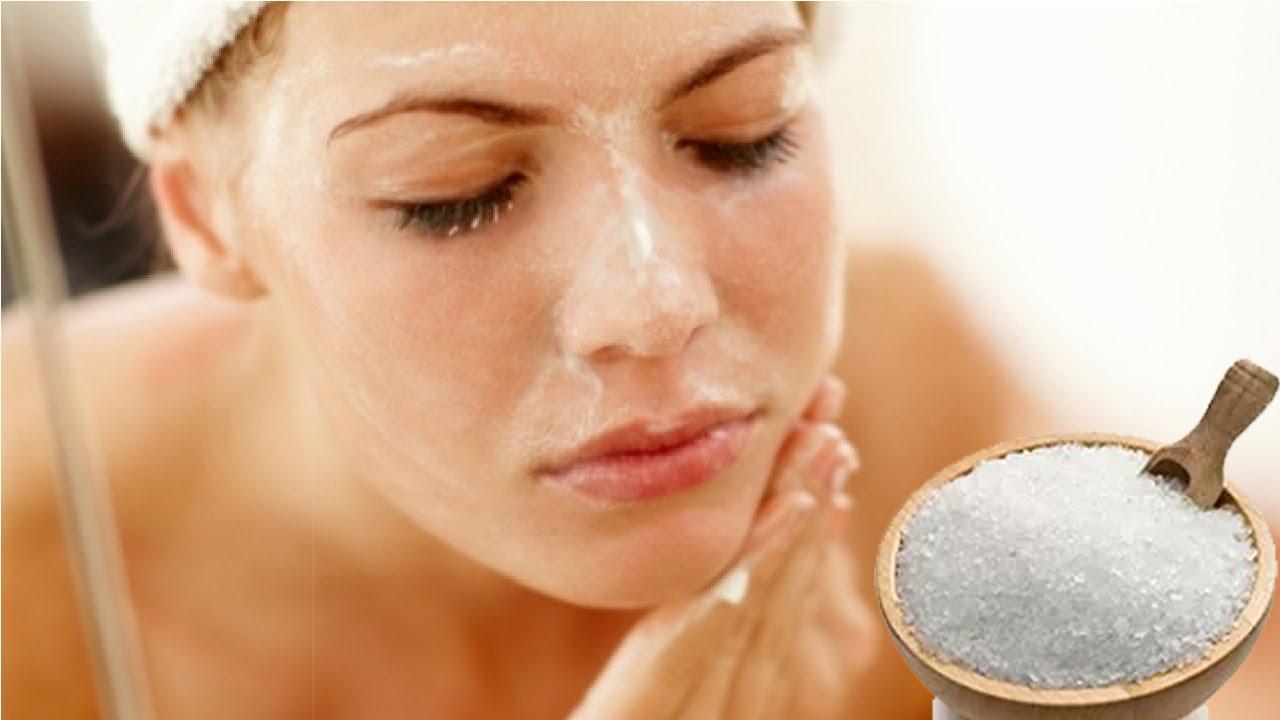 Image result for salt beauty tips