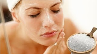 नमक से  चेहरा ऐसा चमकेगा की दुनिया देखती रह जाएगी  || Salt Namak kin Benefitss, Beauty Tips