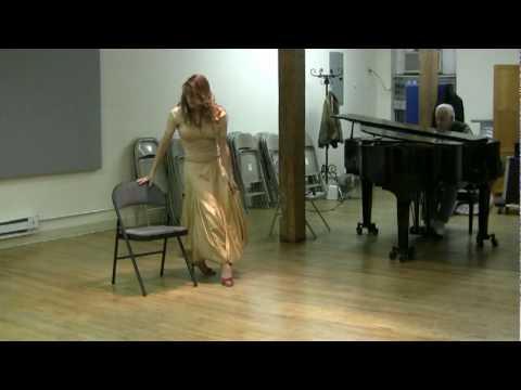 Angel Reed & William Goldstein - Improvised Ballet 2wo