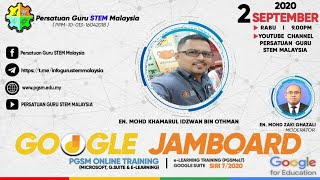 Jom belajar guna Google Jamboard