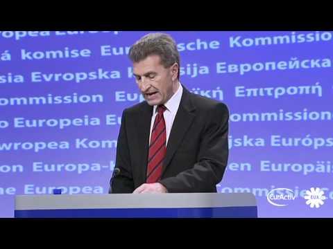 EU announces stress-tests for nuclear power plants (German)