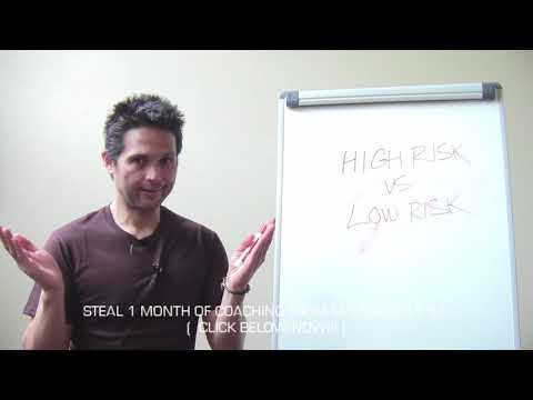 HOW TO PICKUP BEAUTIFUL WOMEN :  HIGH RISK vs LOW RISK APPROACH ( WHICH IS BETTER??? )