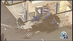 ATM stolen from Chase Bank