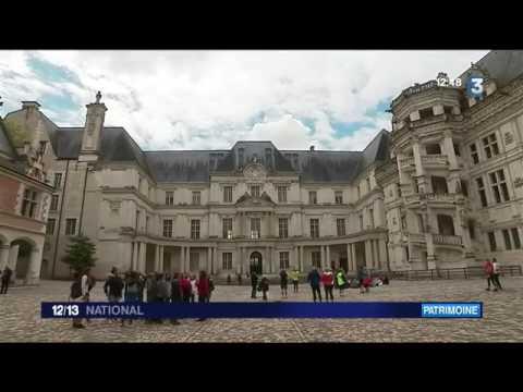 Château de Blois : mille ans d'Histoire