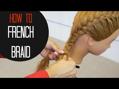 How to French Braid like a pro