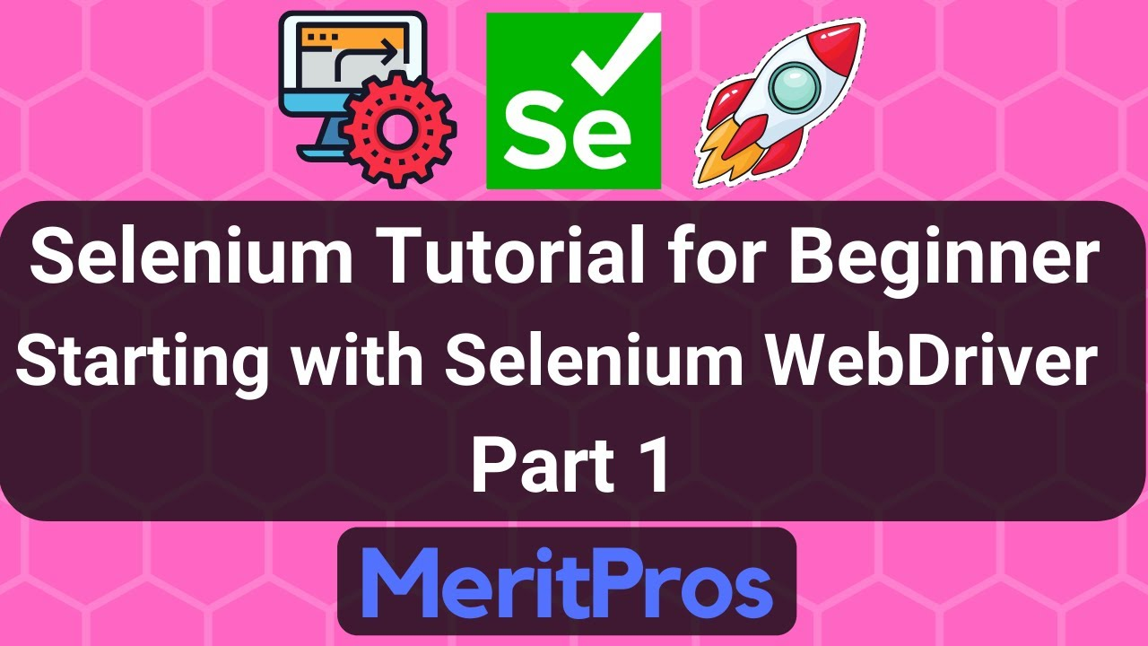 Selenium Tutorials Point