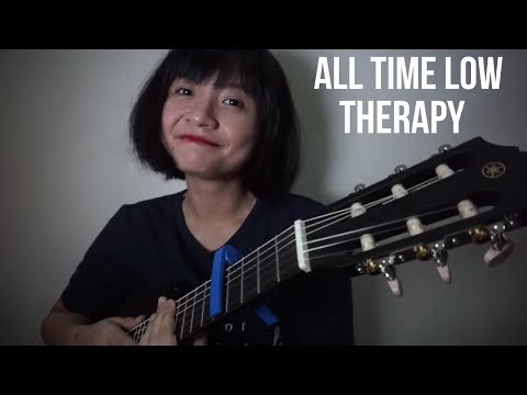 All Time Low - Therapy Cover
