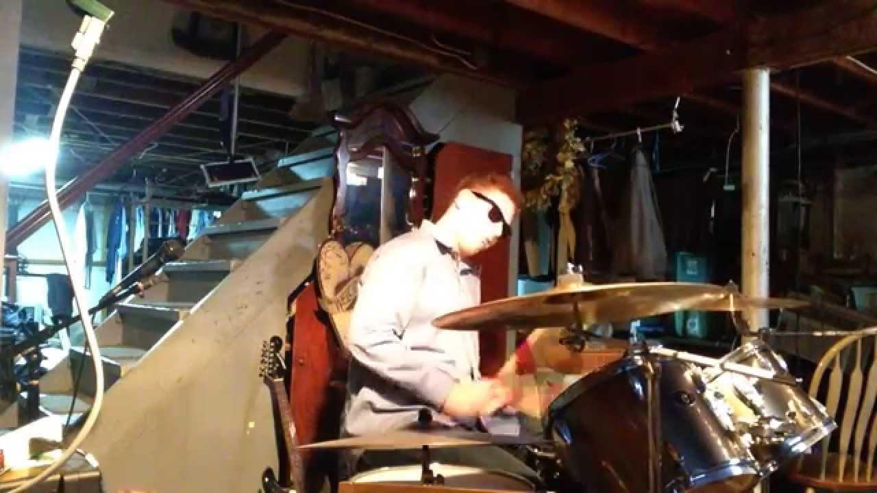 drum solo improv with hot rod sticks youtube. Black Bedroom Furniture Sets. Home Design Ideas