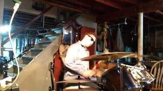 Drum Solo/Improv with Hot Rod Sticks!