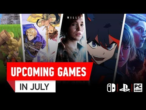 5 Awesome NEW Games Coming July 2019 | 10 Hot Topic