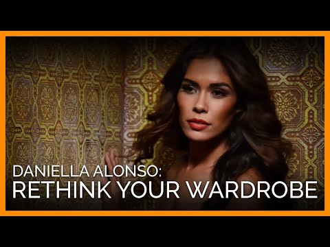 Revolutionize Your Wardrobe With Daniella Alonso
