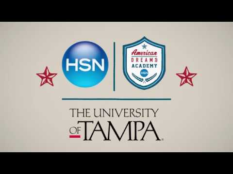 The University of Tampa Partnership | HSN American Dreams
