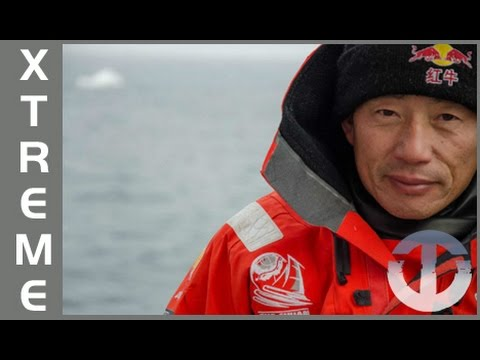 Guo Chuan | Arctic Ocean Sailing World Record on Trans World Sport