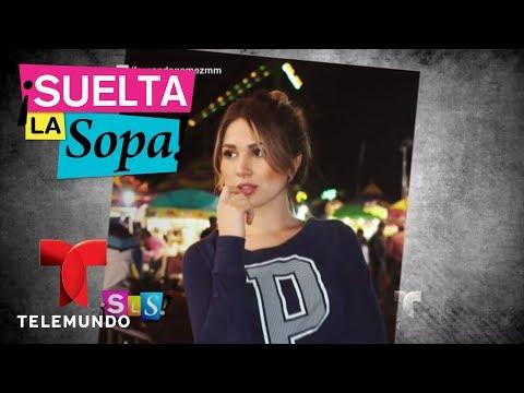 Rumores de noviazgo entre Shannon de Lima y Canelo Álverez | Suelta La Sopa | Entretenimiento