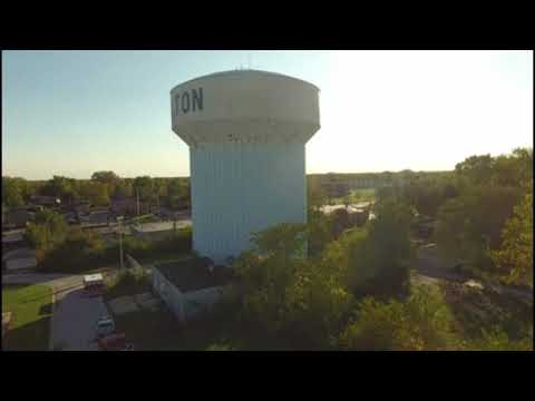 Dolton, IL. Water Tower