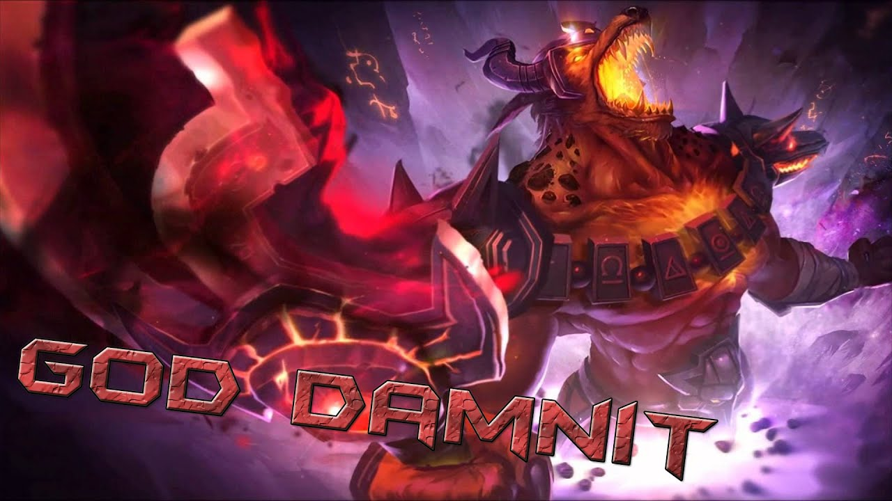 League of Legends XXIV: Today's Noob Strat, Tomorrow's New Meta ...