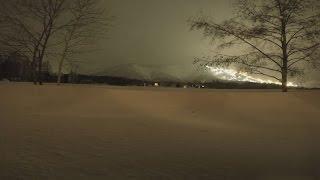 Heavy Snow Squalls Time Lapse Niseko, Japan thumbnail