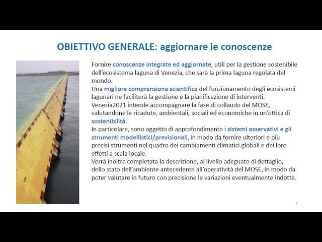 Oltre Venezia2021: nuove opportunità di collaborazione tra Ricerca e Pubbliche Amministrazioni