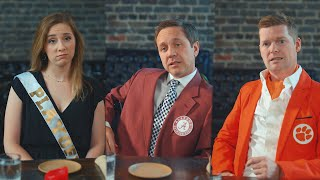 SEC Shorts - Playoff tells Alabama and Clemson she wants to see other people