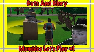 Watch Out For That Saw! - Guts and Glory - Mumbles Let