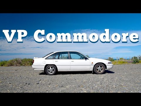 1993 Holden VP Commodore: Regular Car Reviews