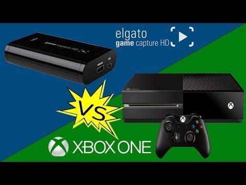 Elgato vs Xbox One DVR - Comparison