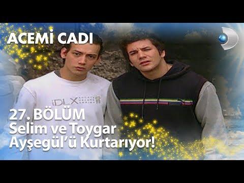 Selim ve Toygar, Ayşegül'ü Kurtarıyor! - Acemi Cadı 27. Bölüm