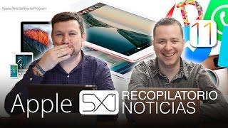 NOTICIAS: Nuevos iPad detectados, 200.000 aplicaciones obsoletas para iOS 11, nuevas betas y más... thumbnail