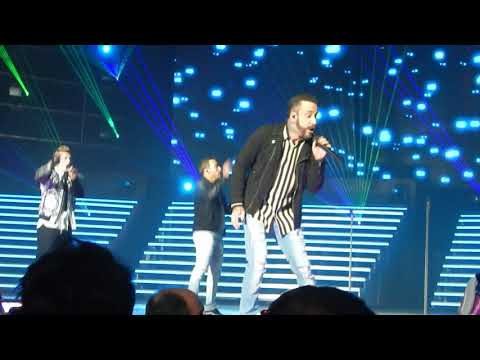 Backstreet Boys Don't Go Breaking My Heart Las Vegas October 31st 2018