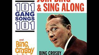 SING ALONG WITH BING CROSBY 1959- 1962